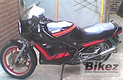 Yamaha RD 350 F (reduced effect) 1990