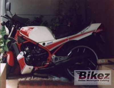 Yamaha RD 350 LC YPVS (reduced effect) 1983
