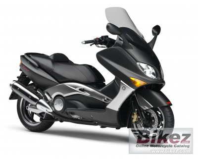 Yamaha Black Max ABS 2007