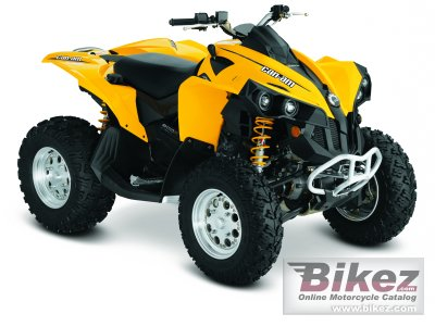 Can-Am Renegade 800R 2011