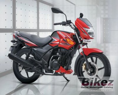 TVS Flame DS 125 2011