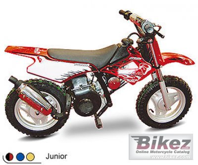 Clipic Bull 50cc Junior 2009