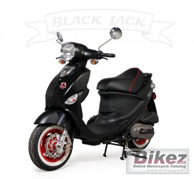 Genuine Scooter Black Jack 2011