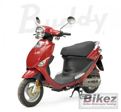 Genuine Scooter Buddy 125 2011
