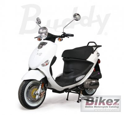 Genuine Scooter Buddy 50 2011