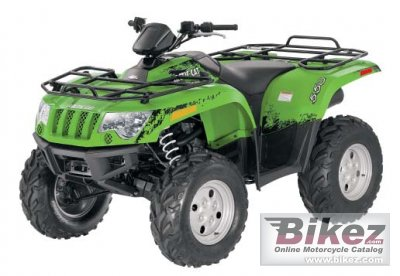 Arctic Cat 550 S 2011