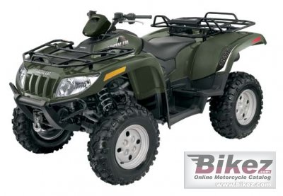 Arctic Cat Super Duty Diesel 2011