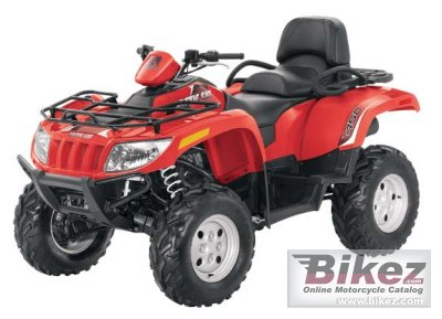 Arctic Cat TRV 450 2011