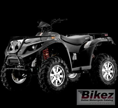 Tomberlin SDX-400 IRS ATV 2011