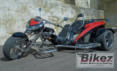 Boom Trikes Mustang ST1 2011