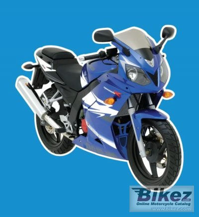 Daelim Roadsport 125 2011