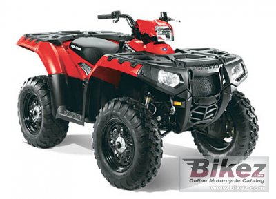 Polaris Sportsman 550 2011