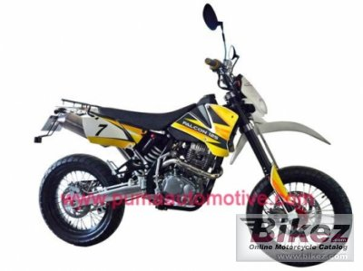 Puma Falcon CR50 Motard 2011