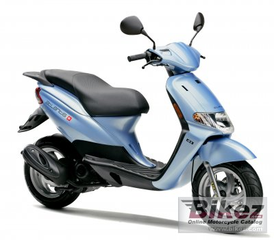 Derbi Atlantis City 50 4T 2007