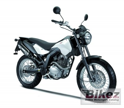 Derbi Cross City 125 2011