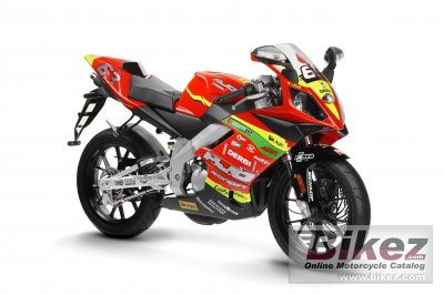 Derbi GPR 50 Racing Replica Di Meglio 2009