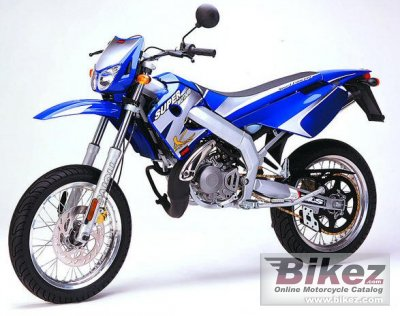 Derbi Senda Supermotard 2003
