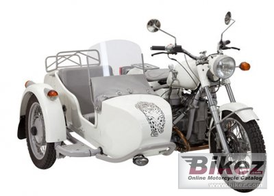 Ural Snow Leopard Limited Edition 2011