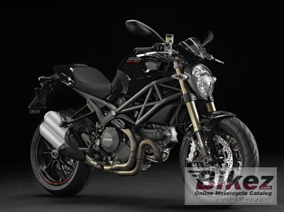 Ducati Monster 1100 Evo 2012