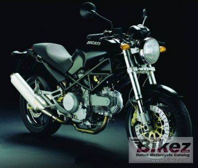 Ducati 600 Monster Dark 1998