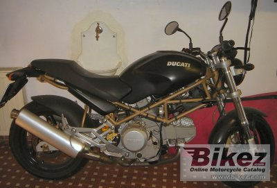 Ducati Monster 600 Dark 2002