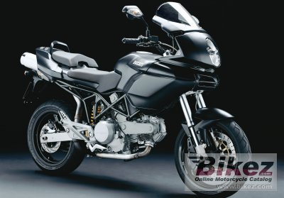 Ducati Multistada 620 Dark 2006