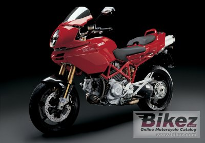Ducati Multistada 1000s DS 2006