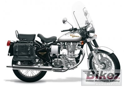 Enfield Bullet Machimo 500 2008