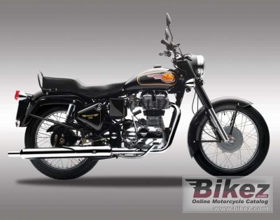 Enfield Bullet 350 UCE 2011