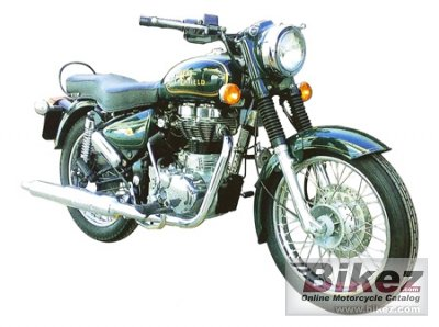 Enfield Bullet G5 Classic EFI 2011
