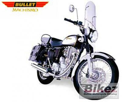 Enfield Bullet Machismo 350 2004