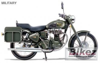 Enfield Military 500 2004