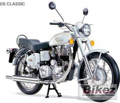 Enfield US Classic 500 2004