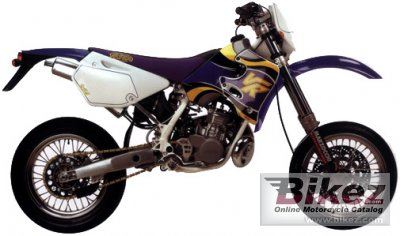 Alfer VR2000 Supermotard 2009