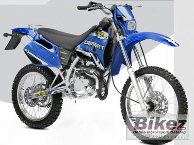 Factory Bike Desert YR50-2 2007