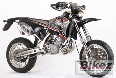 Factory Bike Desert SM 250 2005