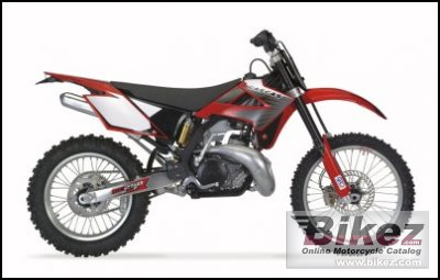 GAS GAS MC 250 Cross 2008