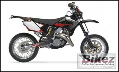 GAS GAS SM 125 Supermotard 2008