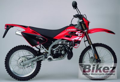 GAS GAS EC Rookie 50 2004