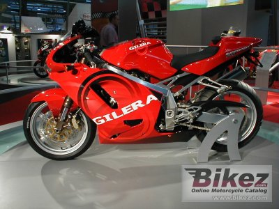 Gilera SuperSport 600 2002