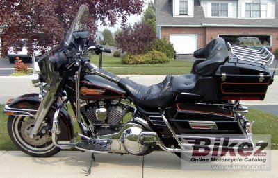 Harley-Davidson 1340 Electra Glide Classic 1993