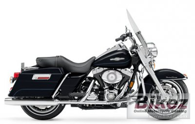 Harley-Davidson FLHR Road King Peace Officer 2008