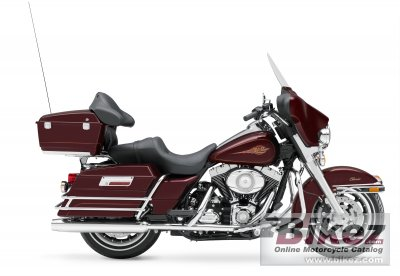 Harley-Davidson FLHTC Electra Glide Classic 2008