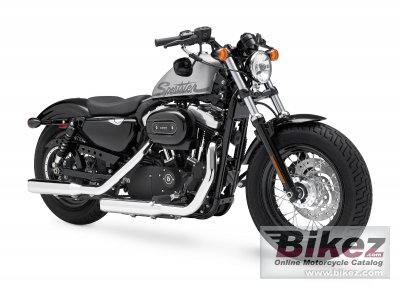 Harley-Davidson XL 1200X Forty-Eight 2011