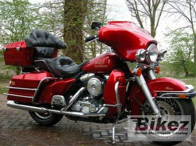 Harley-Davidson FLHTC 1340 Electra Glide Classic 1991