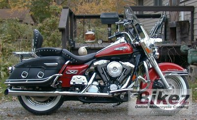 Harley-Davidson Electra Glide Road King Classic 1998