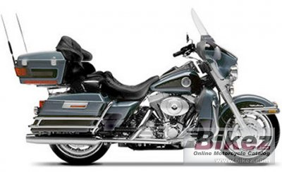Harley-Davidson Electra Glide Ultra Classic 2001