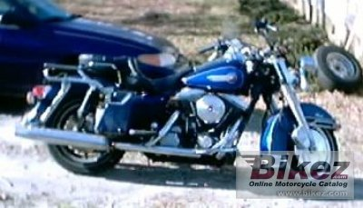Harley-Davidson FLHTC 1340 Electra Glide Classic 1992