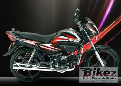Hero Honda Splendor NXG 2011