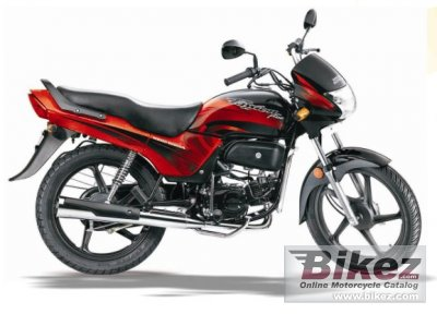 Hero Honda Passion Plus 2009